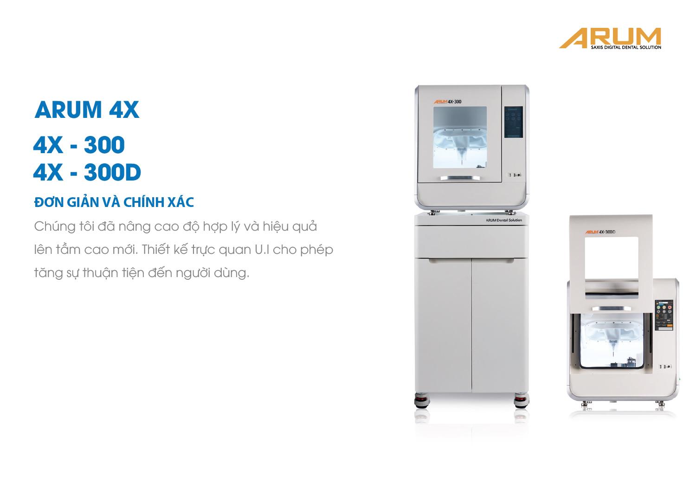 ARUM 4X-300/300D