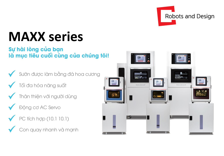Máy tiện MAXX series