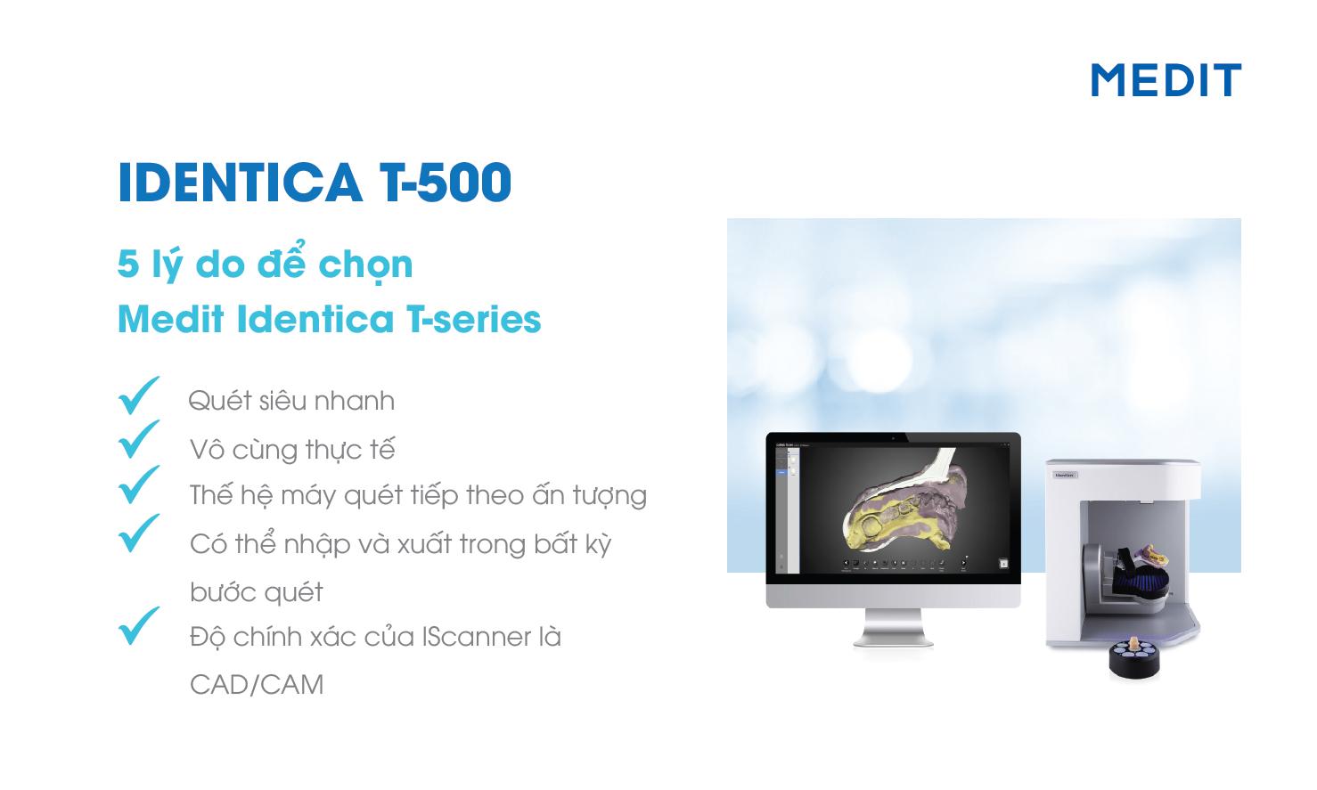 Identica T-500