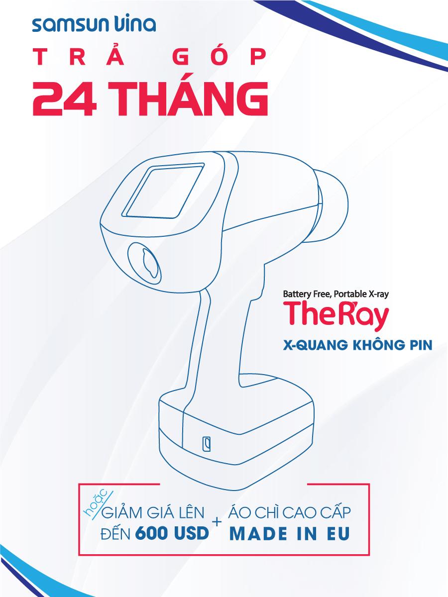 X-QUANG CẦM TAY KHÔNG PIN TRẢ GÓP 24 THÁNG!!!